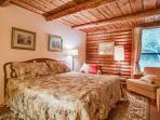Bedroom #4 with Queen Bed