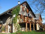 La Grange. Chartreuse Nature Park, France