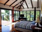 Bedroom pavilion, Bedarra Beach House