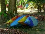 Playa Lapa Kayaks