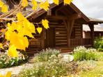 Exterior pictures of Silver Star Cabin