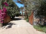 Entrance  Morabeza Village