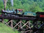 Tweetsie Railroad Amusement Park