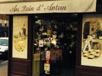 One of the best Backery Shop of Paris