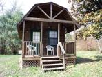 Little Cabin ~ Rustic, Affordable, Family Friendly