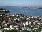 Devonport - View From Mt. Victoria - across the street from 'Kerr Street'