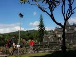 Brahma vihara Arama Banjar,located 5 minute from villa Gillis