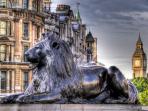 Trafalgar Square - 35 minutes walk