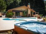 Welcome to Villa Soquel! Our lovely mountainside retreat in the redwoods.