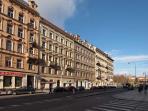 Ujezd street