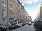 Kaprova street