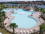 Barefoot Resort Main Pool