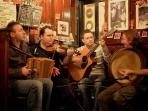 Enjoy traditional Ireland with through the local pubs