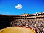 Bullfighting at Las Ventas