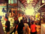 San Miguel market, best tapas around