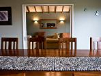 Huge rimu dining table