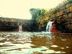 Thermal Water Spring in Furnas (20km) natural spa - Dona Beija