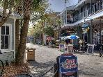 Lots of Shopping & Dining at the Village of Baytowne Wharf