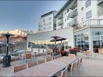 Take in the Views from the Common Area Deck