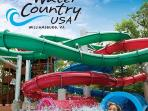 Have Water fun at Water Country USA