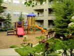 2 kids' play areas