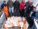 Happy fishing charter