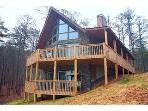 Cherokee Overlook  *CARTERS LAKE*  Totally Private