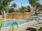 The Resort offers 5 different pools. Here is the lap pool & adult pool