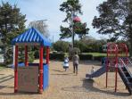 Several Playgrounds in Town - Walk to SeaView Playground