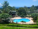 Main Pool of Kapalua Golf Villas