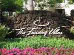 Fairway Villas Entry