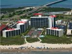 Saida Towers South Padre Island Texas