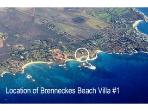 The house is the closest to all the three beaches in Poipu. Steps from the beach.