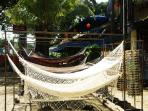 Hammocks for sale in the Playas del Coco markets