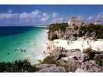 Only 15 Minutes to the Tulum Ruins and Amazing Tulum Beach