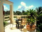 Riviera Maya B&B - Private Terrace with Ocean and Jungle Views