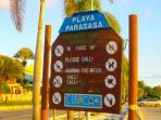 Parasasa Public Beach
