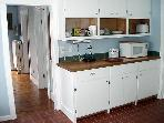 Fully-Outfitted Kitchen
