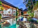 Bali Villa Taksu  Legian Private Villa