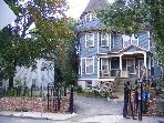Luxury Queen Anne Style Townhouse in Boston #1