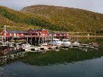 Fisherman Cabin in the heart of Lofoten Islands