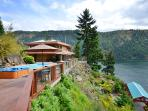 Victoria Area 6 Bedroom Luxury Ocean Front With Swimming Pool and Hot Tub