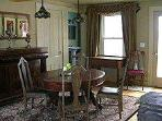 Every room is filled with antiques that gives the cottage the authentic 'old New England' feel