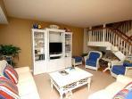 Living Room w/ Flat Panel TV
