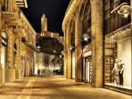Mamilla Mall Jerusaelm