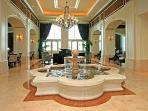 The Reunion Grande & Club lobby