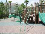 Centre Court Ridge playground adjacent to pool and tennis courts