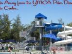 YMCA Palm Desert Aquatic Center - 1/2 mi. away from RLP back gate