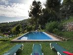 The Beautiful View from The Swimming Pool