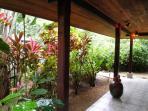 garden terrace next door